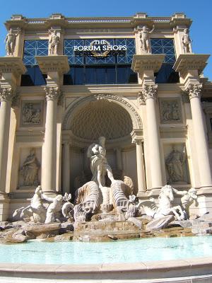 The Forum Shops in Las Vegas