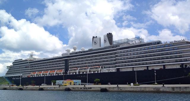 Holland America Noordam ship