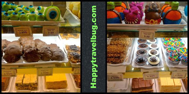 Delicious treats at Disney World