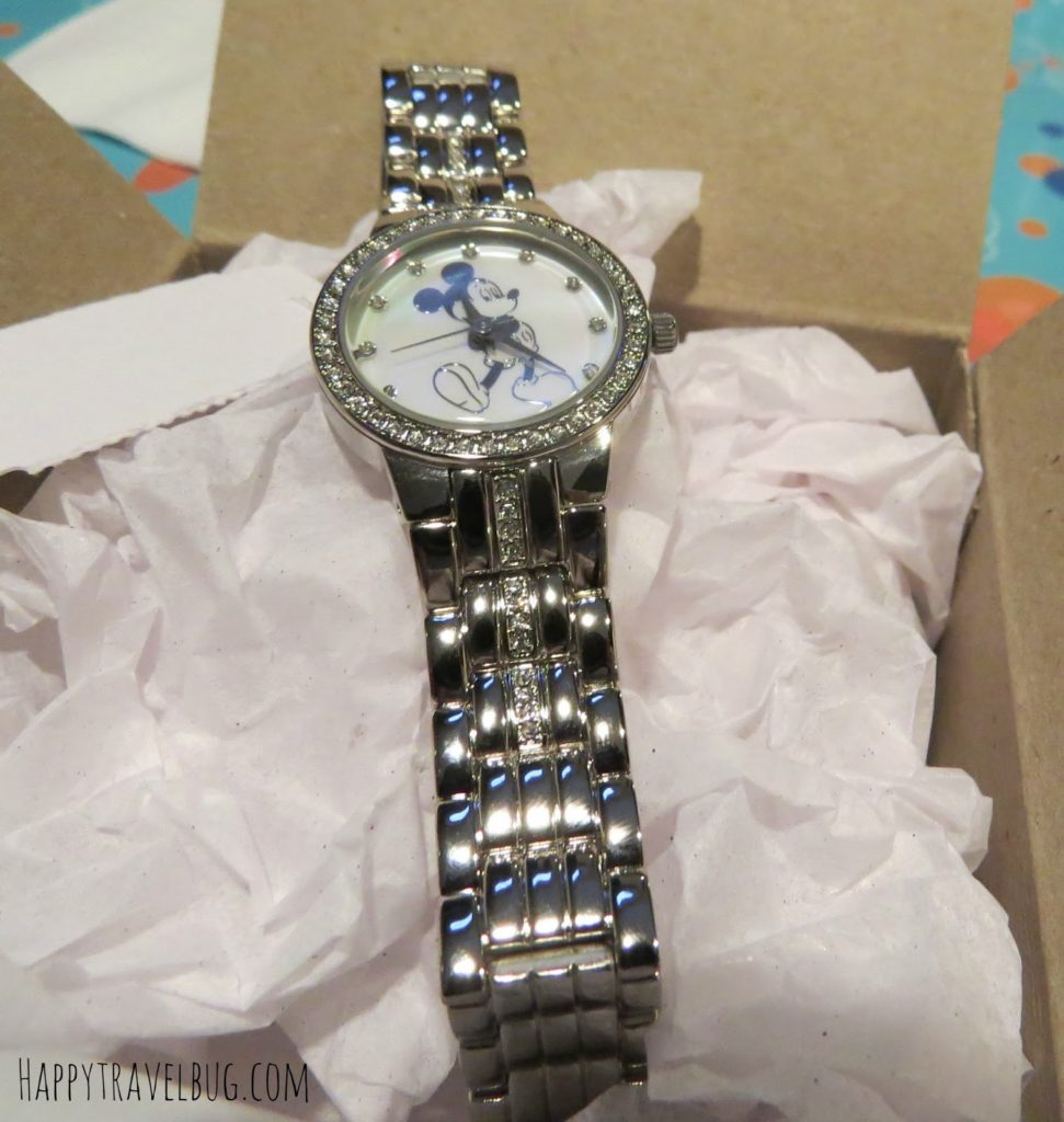 Mickey Mouse Silver watch from Disney World