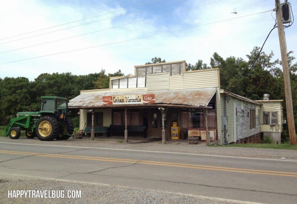 Cotham's Mercantile in Arkansas