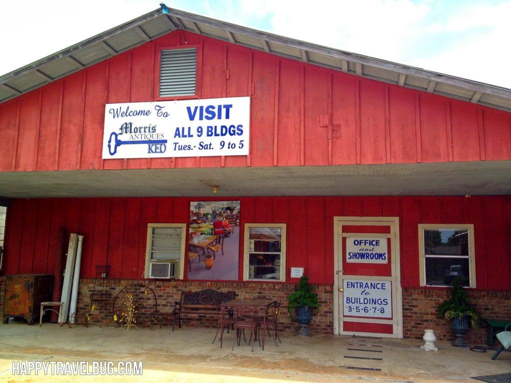 Morris antiques in Keo, Arkansas