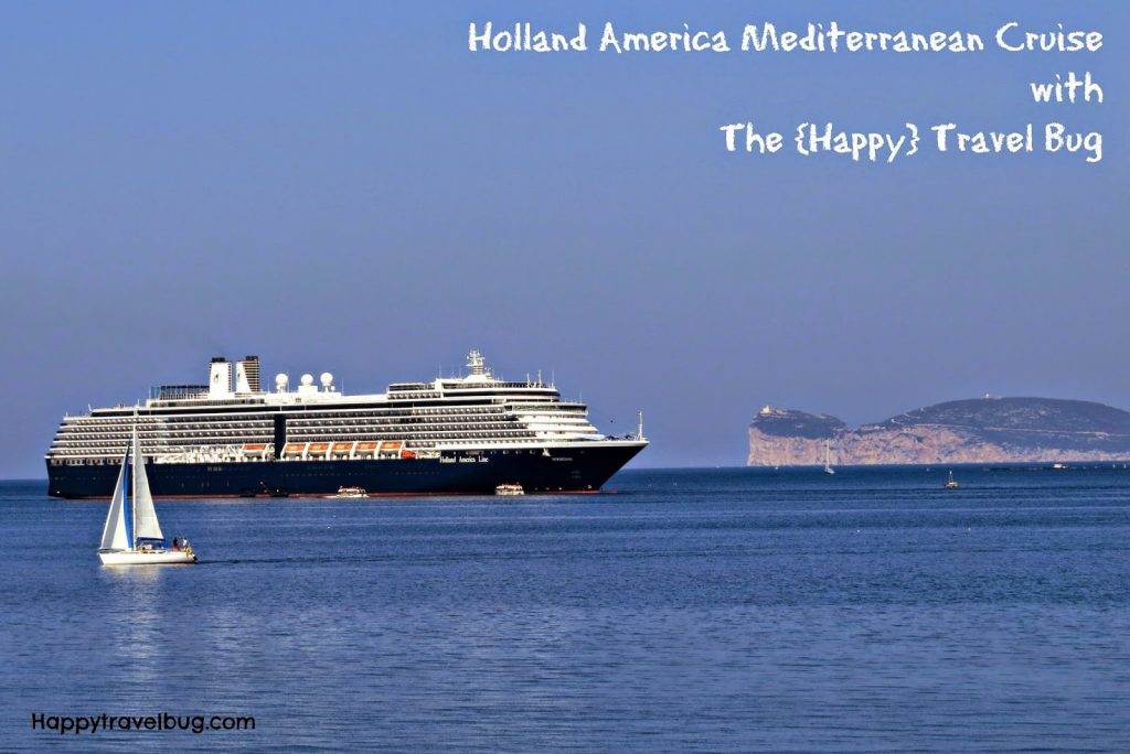 Our Holland America ship, the Noordam