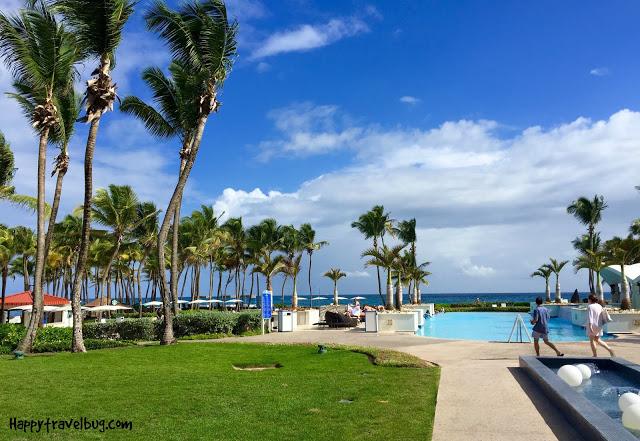 Caribe HIlton in San Juan, Puerto Rico