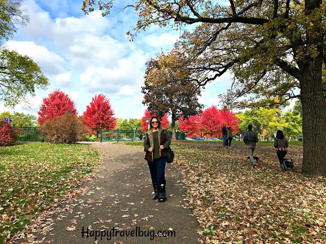 Minnehaha Park in Minneapolis