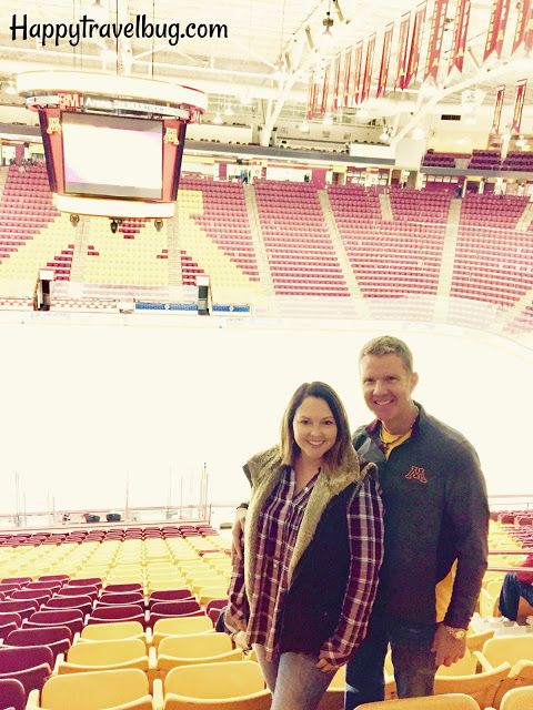 University of Minnesota hockey