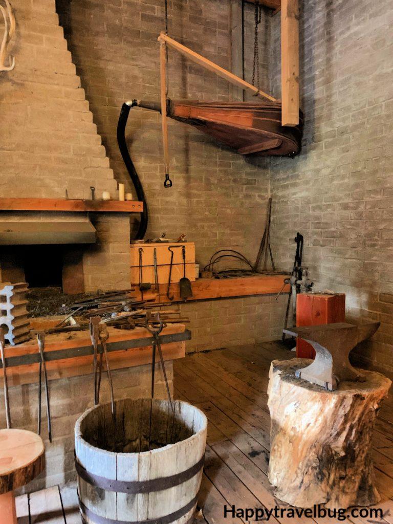 Old Blacksmith shop